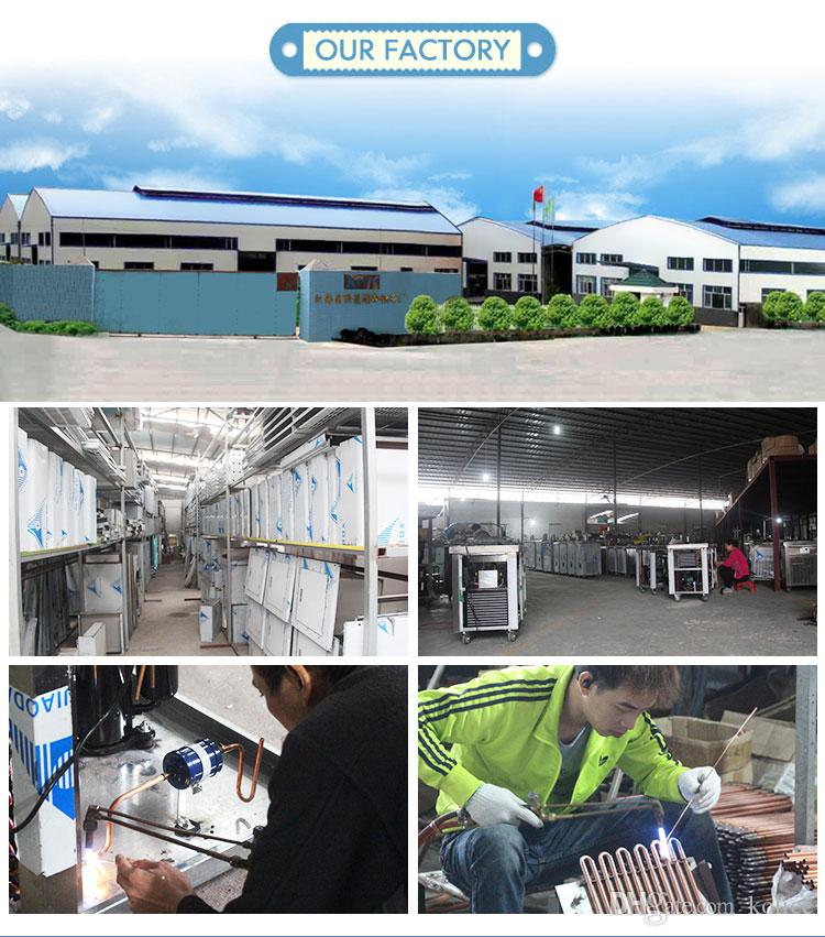 Free shipment counter top 45CM ice pan+3 tanks roll ice cream machine fried ice cream machine w auto defrost,PCB of samrt AI temp.controller