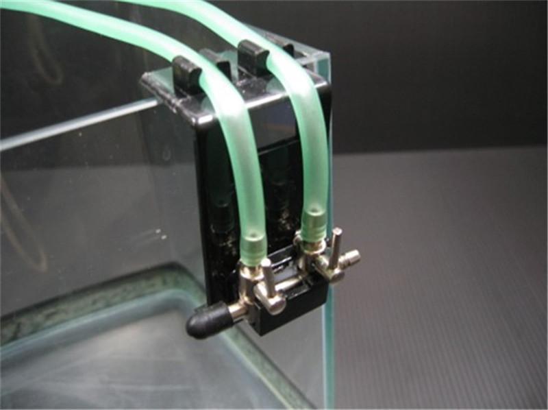 10 Шт. / Лот 1 2 3 4 5 Way Аквариум Fish Tank Трубки Разветвитель Воздуха CO2 Регулирующий Клапан Переключатель Встроенные Коллекторные Отводы Воздушный Насос Аксессуары