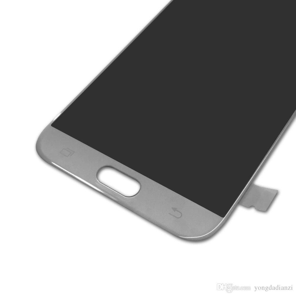 Super Amoled Pour Samsung Galaxy oled J7 Pro 2017 J730 J730F Écran l