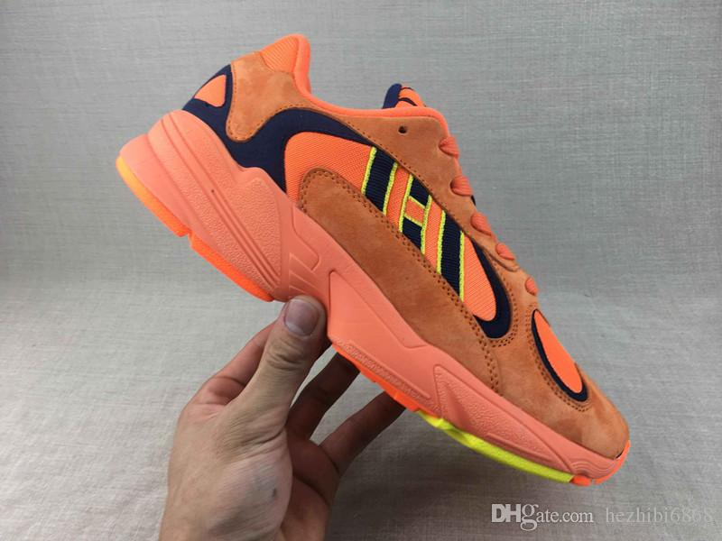 in China cheap online newest cheap online 66 Originals Yung 1 Hi-Res Orange Son Goku Kanye West Dad Shoes Women Men Shoes Sport Dragon Ball Z Yung-1 cheap get authentic Inexpensive cheap price outlet footlocker pictures MUciYILgUS