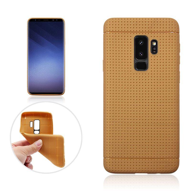 Samsung S9 Custodia morbida TPU caso della copertura posteriore del telefono Samsung Galaxy S9 S9 plus spedizione gratuita
