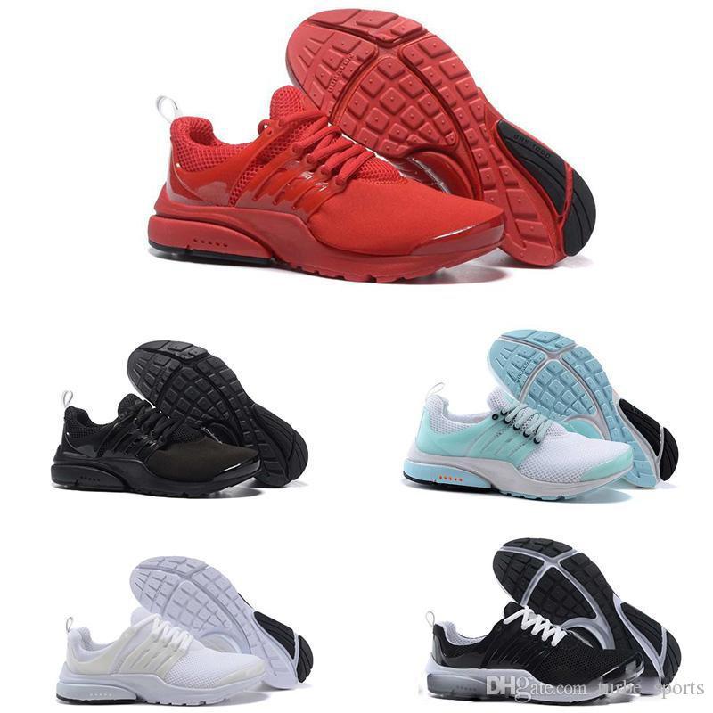 16e3695dde8 Cheap Air Presto Running Shoes 2018 Wholesale New Design Sport ...