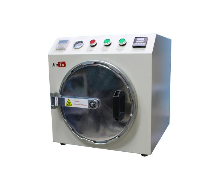 AutoClave Bubble Removing Defoaming Machine for iPhone 8 8 Plus X for Samsung OLED S8 S8 Plus LCD Refurbishment Repair