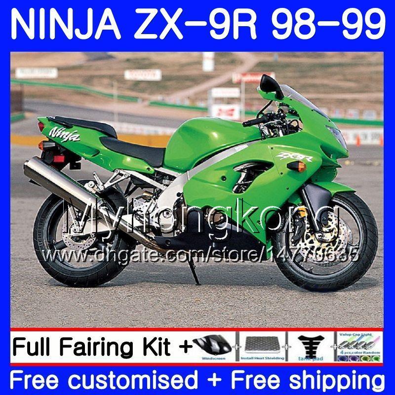 купить оптом кузов для Kawasaki Ninja Zx900 Zx9 R Zx 900 Zx 9r 98 99