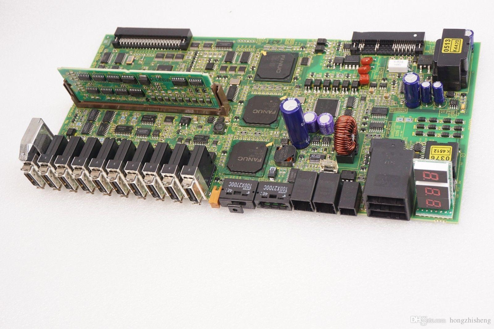 FANUC BOARD A20B-2101-0711 / 11F, A20B-2902-0671 / 01A utilisé en bon état