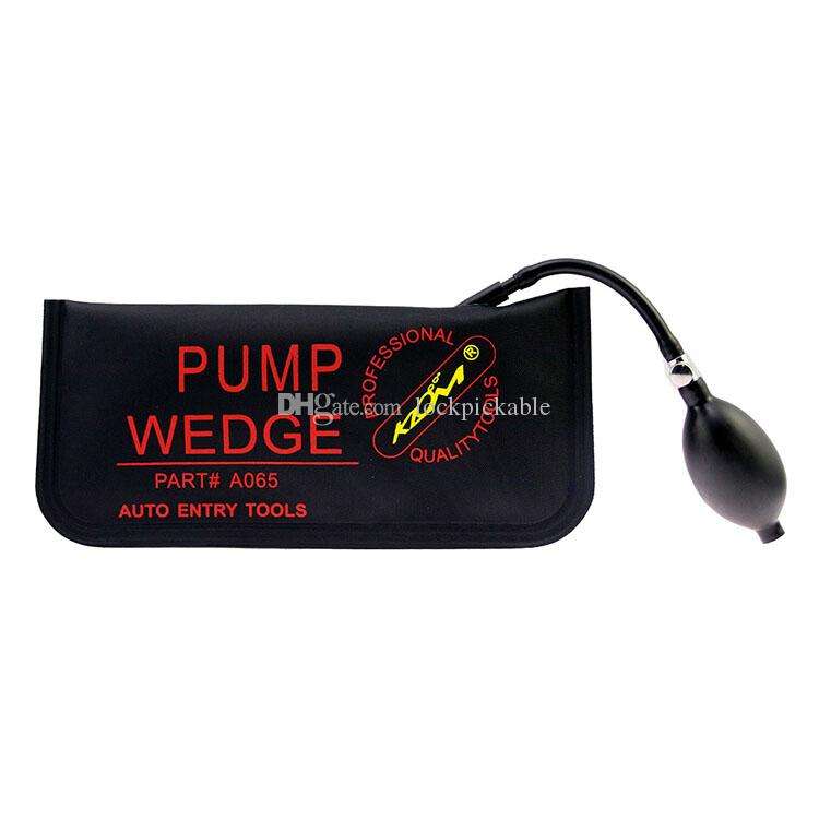 KLOM Airbag Car Window Wedges and Pump Wedges - Locksmith Car Opening Tools - Universal Pump Wedge for Auto Entry