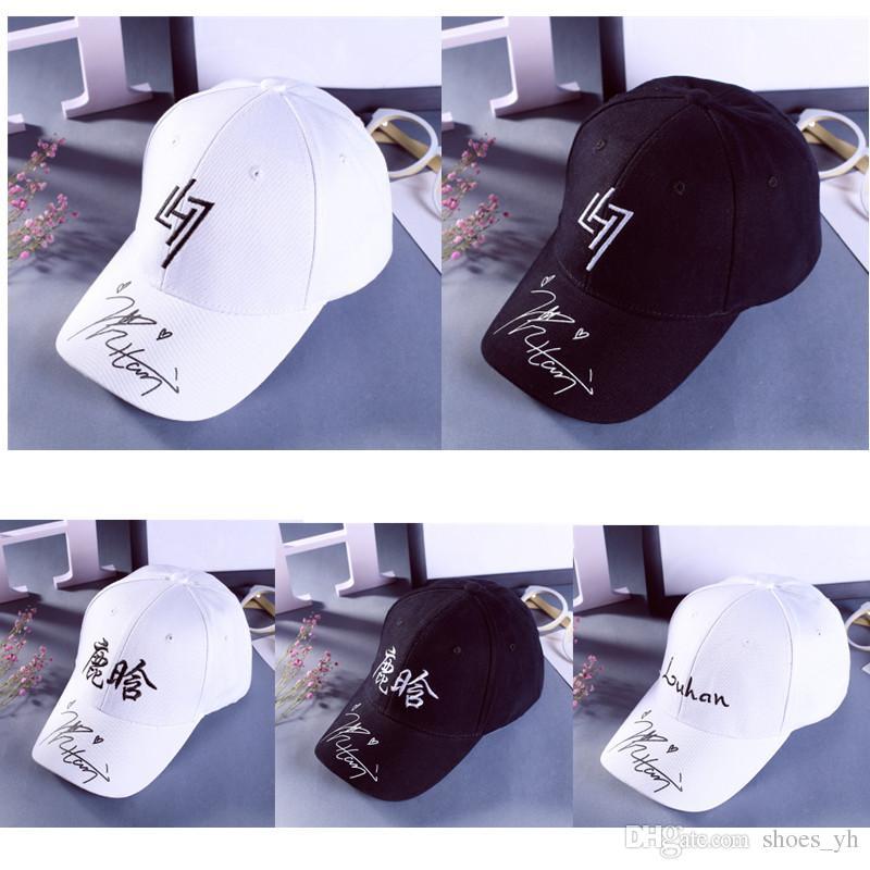 8a706532c42 High Quality 2019 Adjustable Dome Golf Baseball Cap Hip Hop Hat Fashion  Visor Duck Tongue Cap Black Baseball Cap Army Cap From Shoes yh