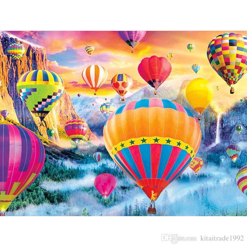 Satın Al ücretsiz Kargo Elmas Boyama Balon Yeni 5d Diy çapraz Dikiş