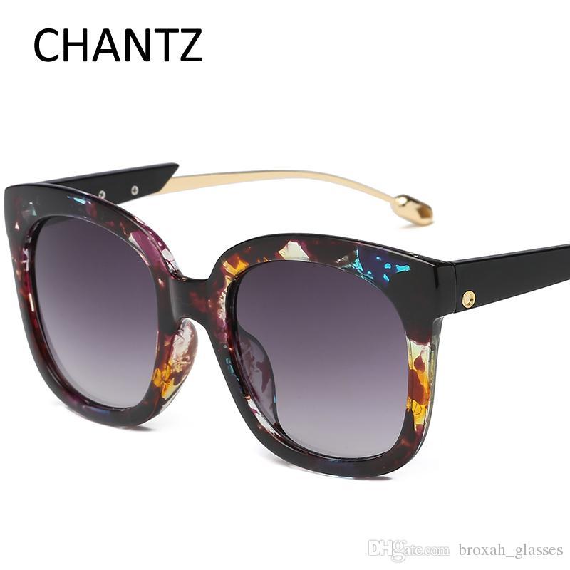 8c306c02e071 Retro Brand Design Polarized Sunglasses Plastic Sun Glasses Women ...