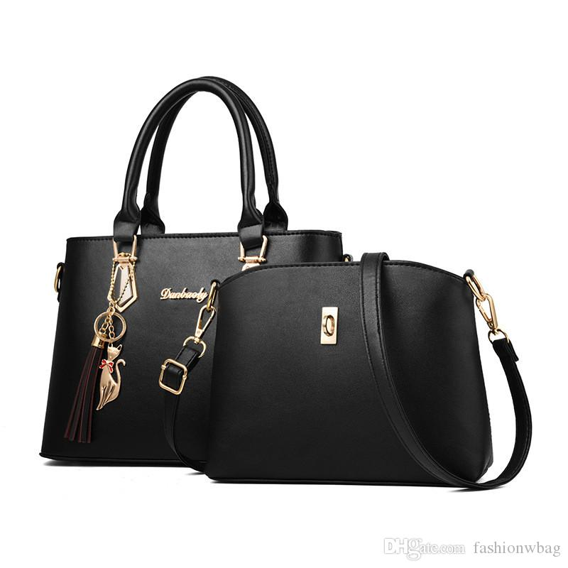 c029c17a2f New Women s Bag Explosion Models Mother And Child Fashion Big Bag ...