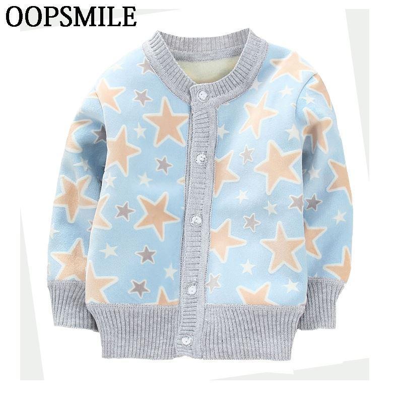 a17588440ed4 Girls Jacket Spring Autumn Cartoon Car Infant Baby Boys Jackets For ...