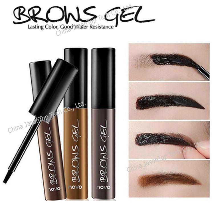 Eyebrow Gel Peel Off Waterproof Eye Brows Gel Tinted Brows Eyebrow ...
