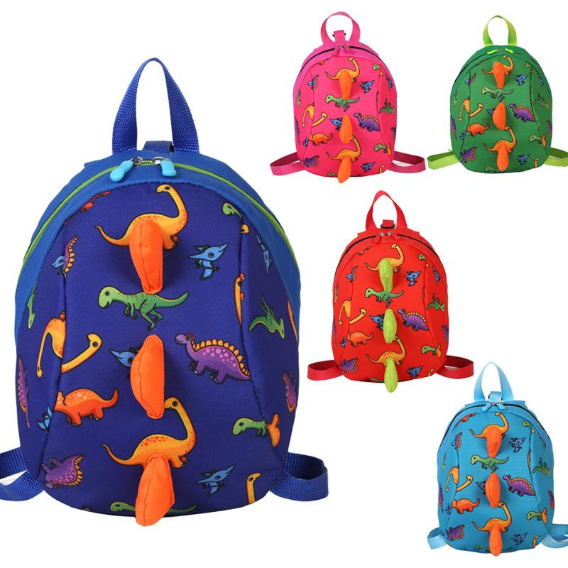4808d2830cc0 Boys Girls Dinosaur Backpack Children Kindergarten School Bags Children  Waterproof Bag Backpacks And Rucksacks Gregory Backpack From Uiffokids