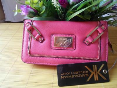 Big Capacity 2018 Kk Women Wallets Ladies Clutch Female Fashion Leather Bags ID Card Holders Cell Phone Cash Wallet Ladies purses bolsas