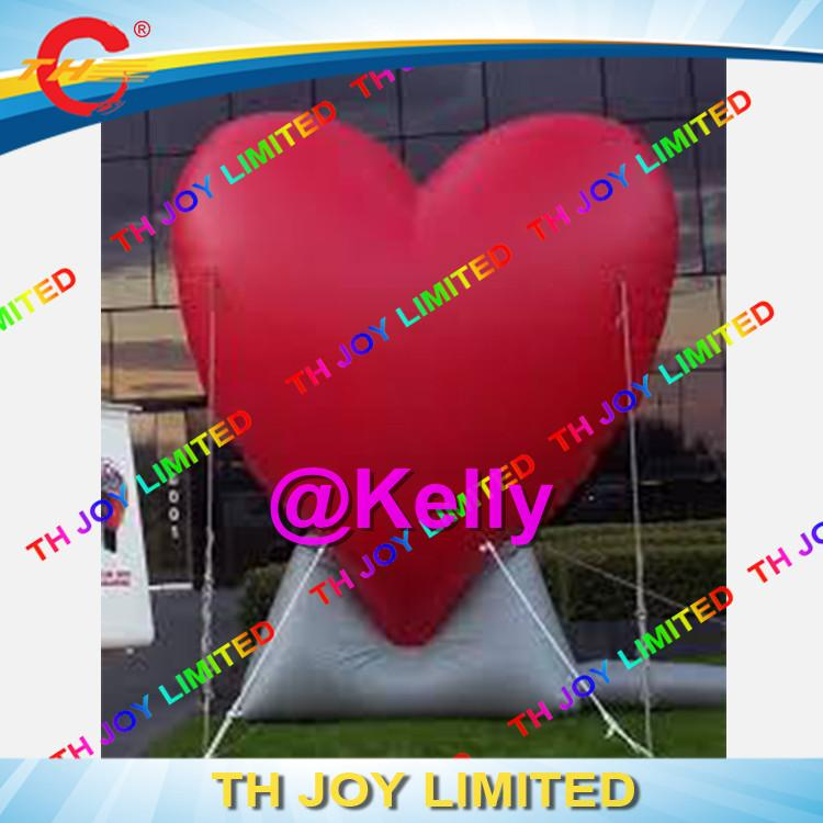 Inflatable Heart Balloon Model For Wedding / Heart Shape Inflatable  Decoration For Events / Valentine Decoration Indoor Tents For Girls Cheap  Kids Tents ...