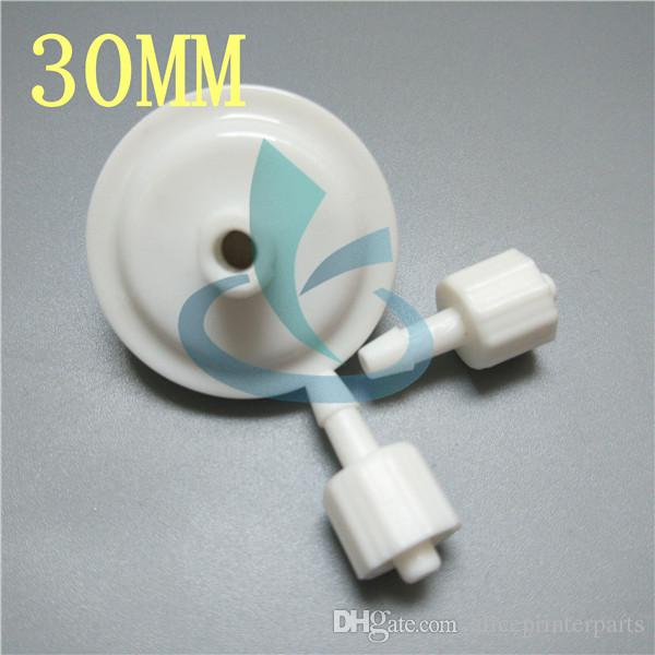 30mm Spektren Skywalker Disc Tintenfilter schwarz für Eco Solvent / UV Drucker DGI Flora JHF Vista Infinity Filter 100 Stück