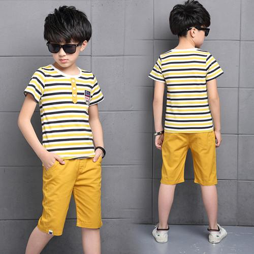 5490f6a35 2019 2018 Kids Boys Clothes Summer New Toddler Boys Clothing Set ...