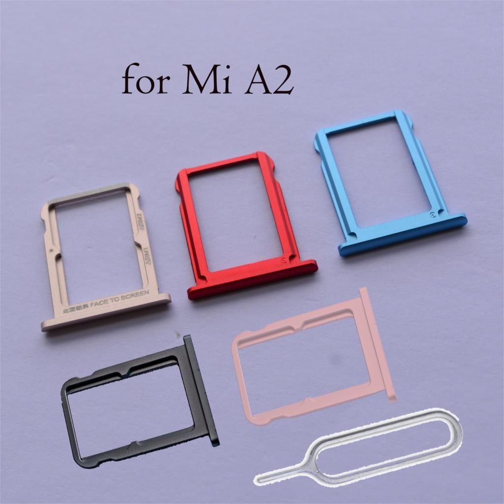 Ersatz Sim Karte.Nano Sim Karte Micro Sim Karte Sd Reader Halter Tray Adapter Ersatz Für Xiaomi 6x Xiaomi Mi A2