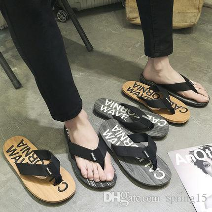 5548da34d Slippers Men s Summer Sandals Fashion Outdoor Wear Summer Shoes ...