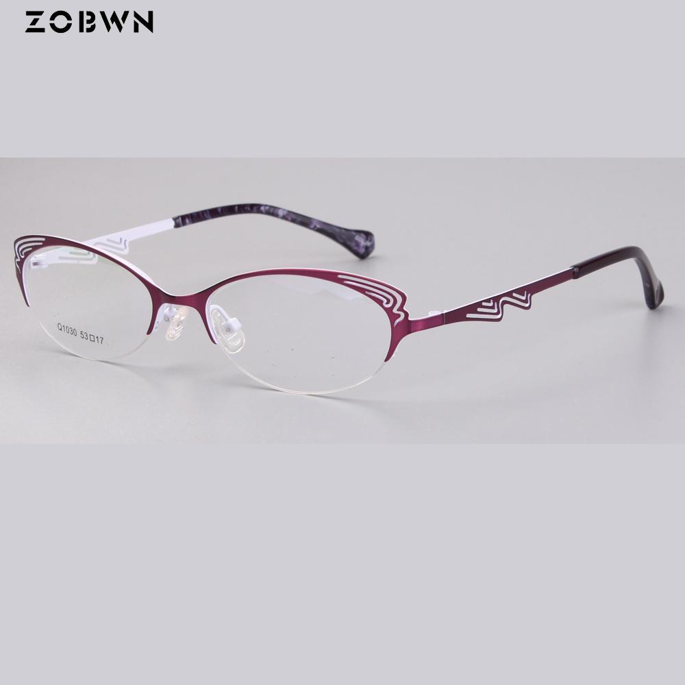 4fe4ec1f53 2019 Wholesale 2018 Newest Asia Europe Fashion Men Women High Quality  Optical Glasses For Reading Eyeglasses Put Prescription Lens From Gocan