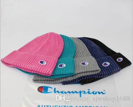 e69c38cdb79 New Fashion Hot Sale Do Old Winter And Autumn Warm Hat High Quality Hip Hop Cap  Men Women Knitted Caps Adjustable