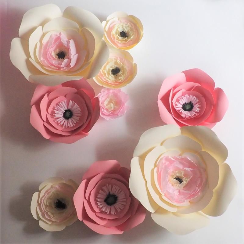 Discount 2018 unique giant cardstock crepe paper flowers wedding discount 2018 unique giant cardstock crepe paper flowers wedding event decor baby nursery windows display retail store deco from china dhgate mightylinksfo
