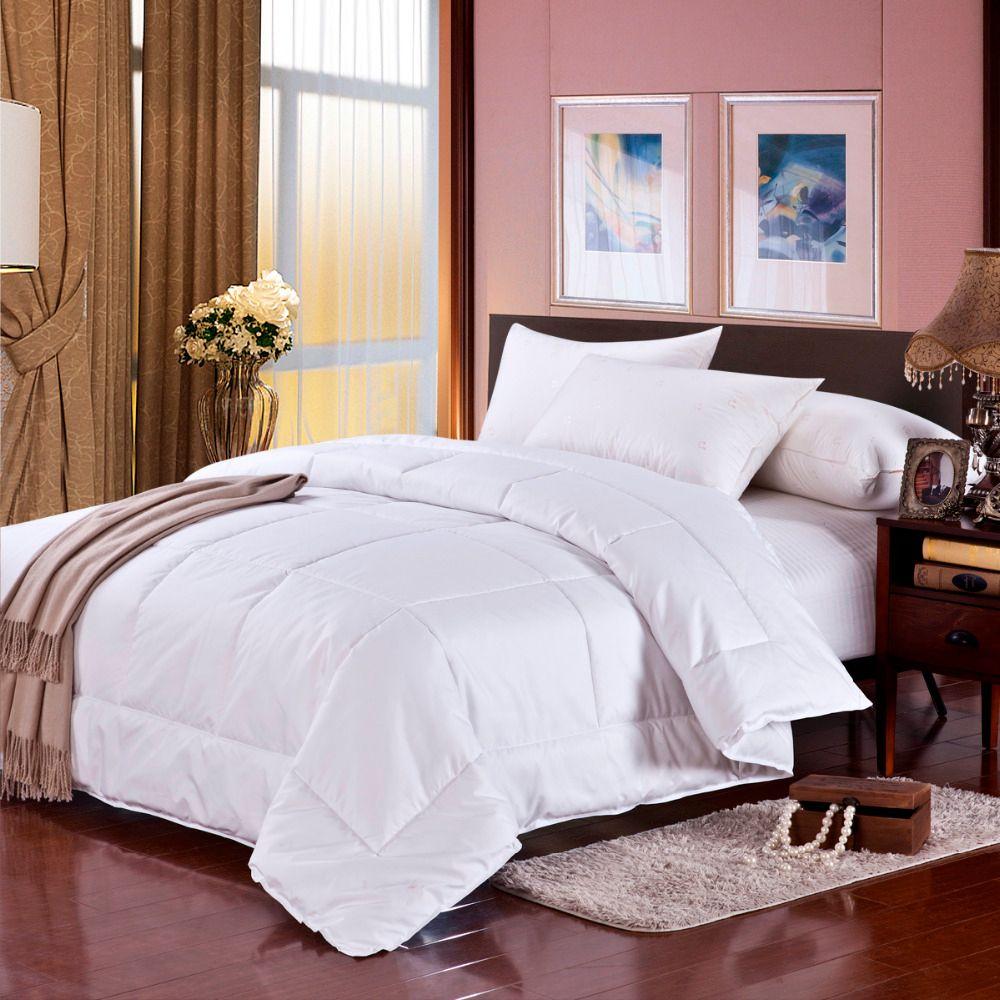 Cosette Duck Down Quilt Standard Comforter Insert, Twin/Queen/King ... : king down quilt - Adamdwight.com