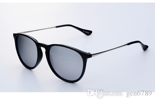 Compre Óculos De Sol Da Celebridade Web Com Novo Metal Perna Fina Retro  Pequeno Quadro Redondo 2812 Senhoras Óculos De Sol Por Atacado De Gen6789,  ... a25567228e