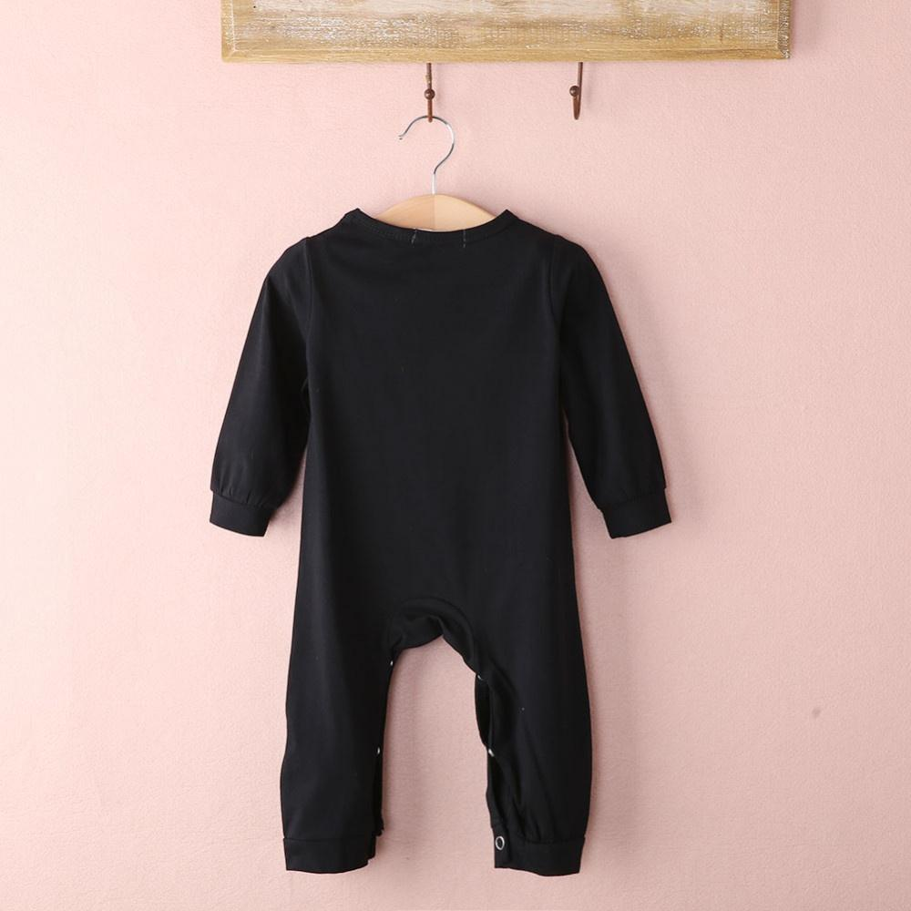 2018 Herbst / Frühjahr neugeborenes Baby Kleidung Babyworks ein Stück Babyspielanzug Säuglings Jungen Mädchen Langarm Overalls Bekleidung Baby Strampler