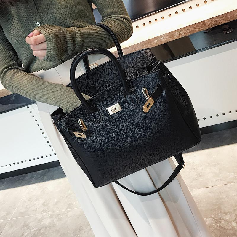 89630582a5 LXTAZG Fashion Famous Designer Brand Women Leather Handbags Vintage ...