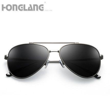 af54a2d35c High Quality Classic Pilot Sunglasses Designer Brand Mens Womens Sun ...