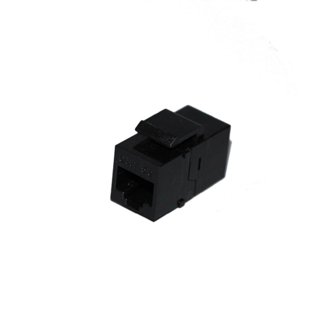 Utp Cat 5e Inline Coupler Black Color Fluke Passed Network Keystone 5 Wiring Diagram Wall Jack Prise Tv To Vga Converter Hdmi Adapter From Luzhenbao520 106 Dhgate
