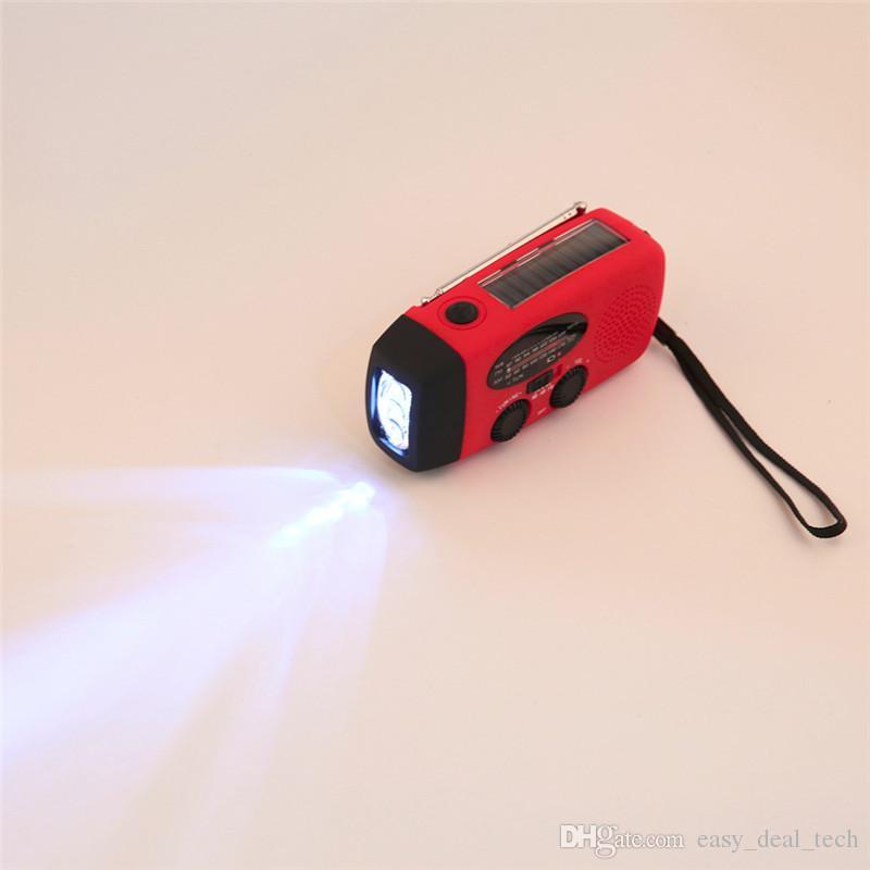 Hand Crank Generator WindSolar