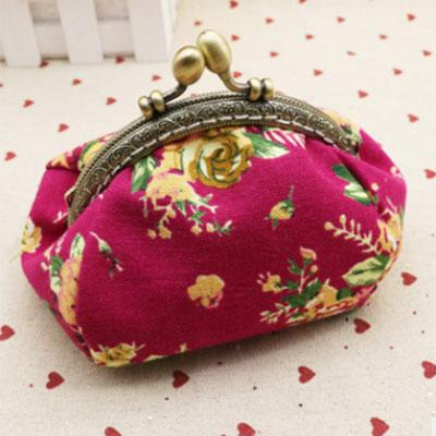 XIYUAN BRAND fashion france style ladies floral clutch white purse wallet female pink purses for coin cash mobile pocket
