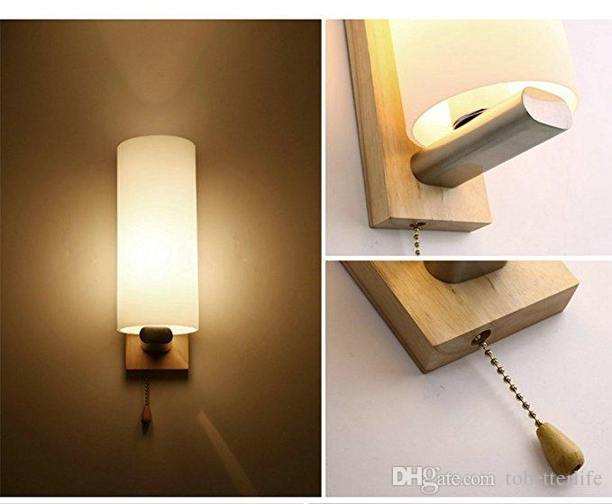 Bedroom Wall Lights With Pull Cord Online Information