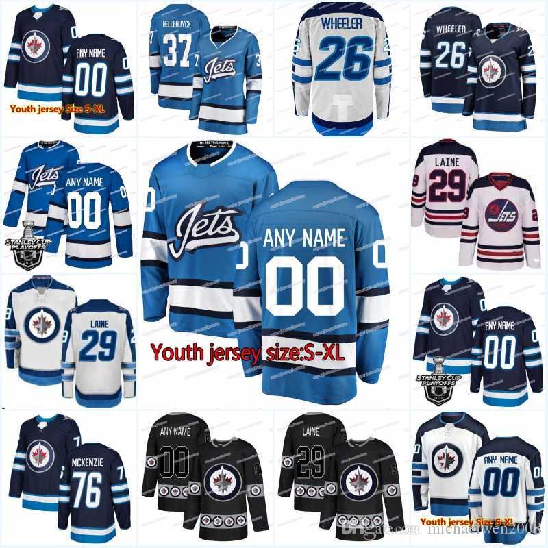 ... buy 2018 new season winnipeg jets jersey 27 nikolaj ehlers 49 nic  kerdiles 48 brendan lemieux 175a84858