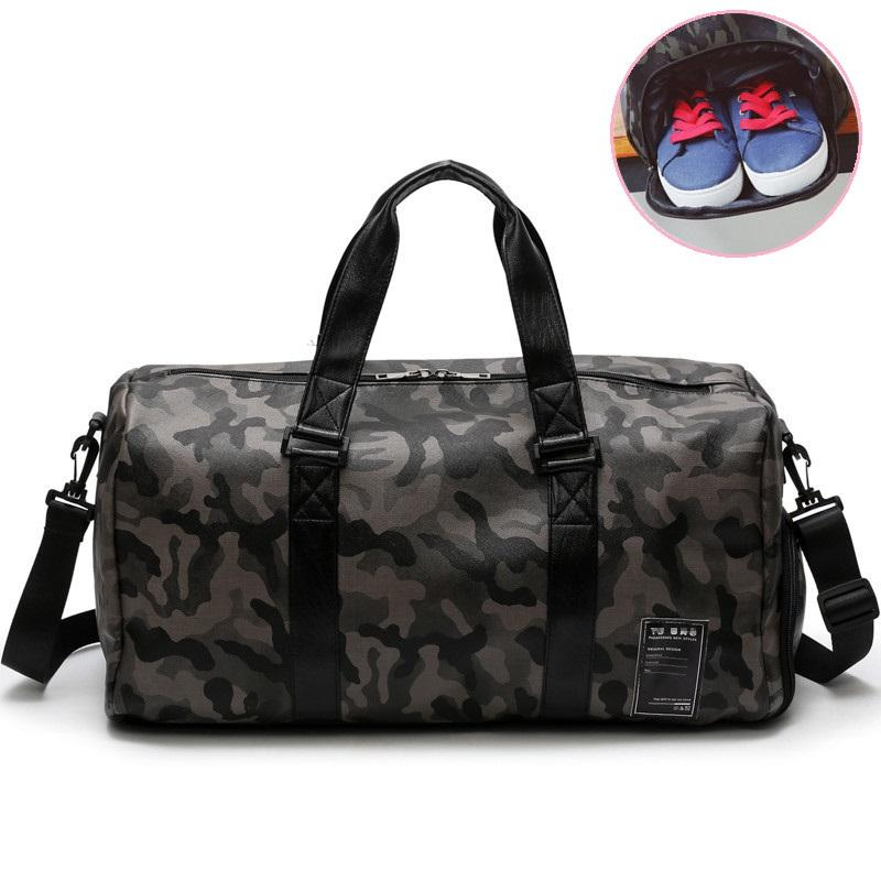 edd6f808e9db Women s Travel Bags Yoga Gym Bag for Fitness Shoes Handbags Shoulder ...