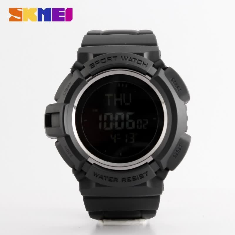 Skmei Mode Sport Uhr Männer Wasserdichte Led Digital Uhren Männer Luxus Marke Militär Outdoor Relogio Masculino Uhr Mann Alarm Digitale Uhren