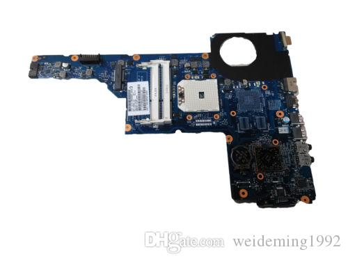 649288-001 For HP Pavilion G6 G6-1000 laptop motherboard 218-0755046 DDR3 Free Shipping 100% test ok