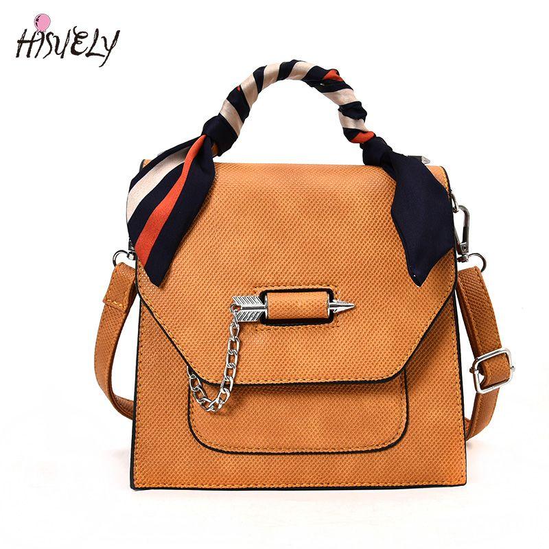 bec92208b1c4 HISUELY Hot Sale Small Handbag Crossbody Women Designer Bags Ladies Casual  Crossbody Shoulder Bag Girls Top Handle Messager Bag Satchels Leather  Purses From ...