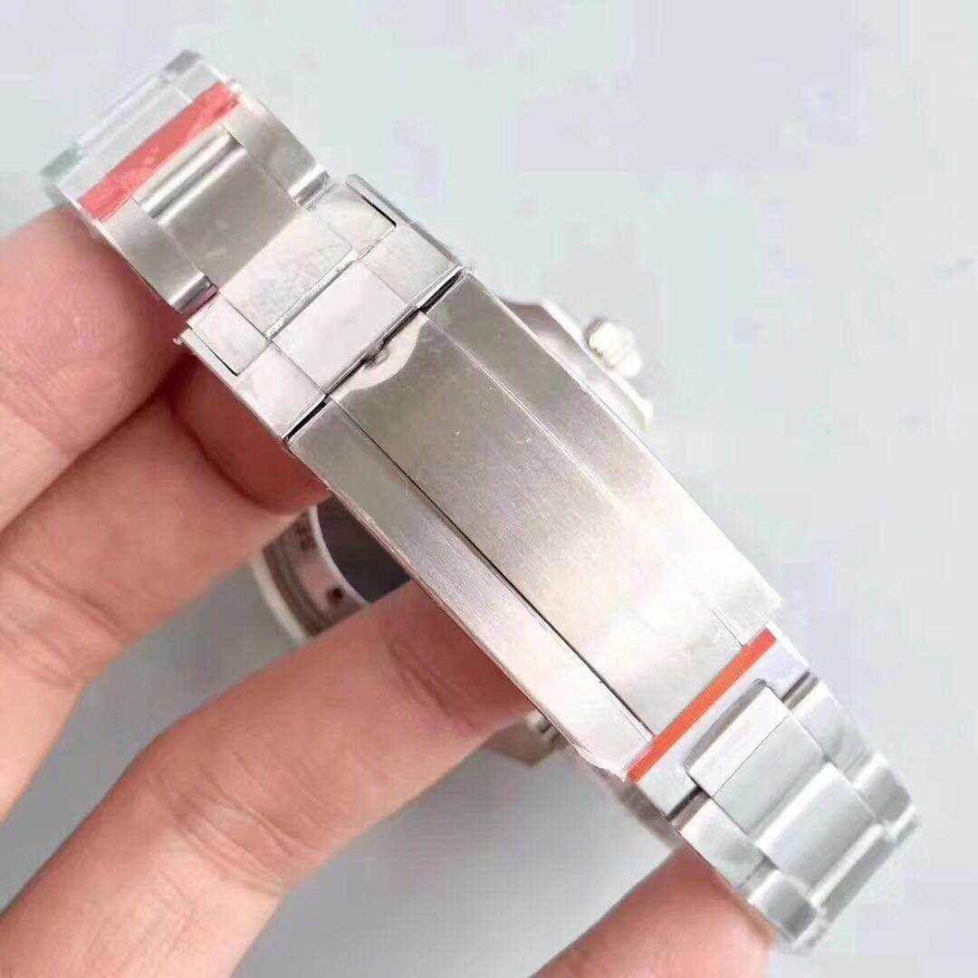 reloj para hombre rey fantasma superior, anillo de cerámica, 2813 zafiro con núcleo de máquina automático, reloj deportivo