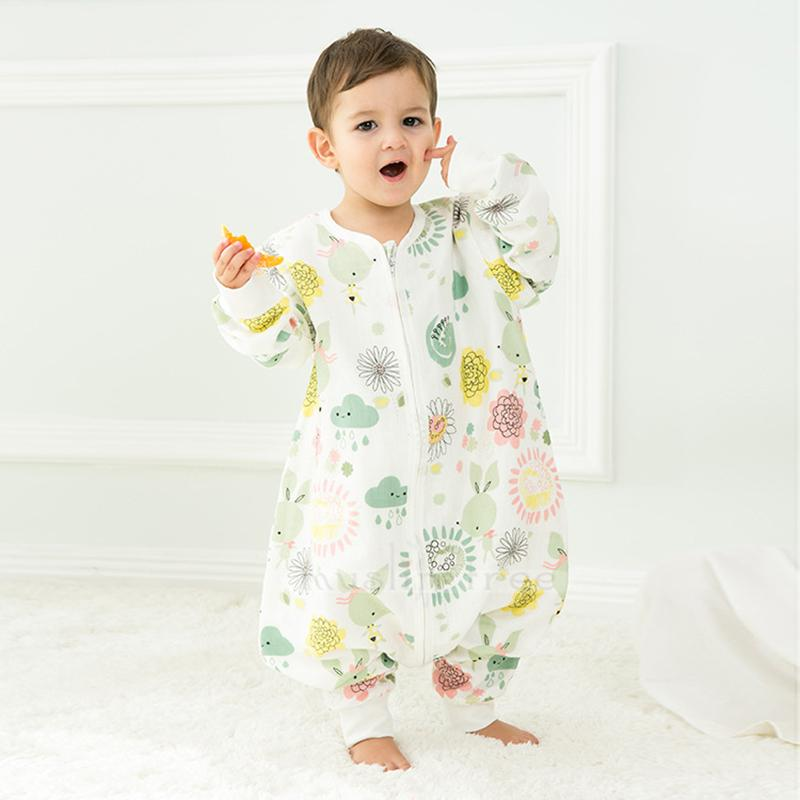 Wholesale Baby Sleeping Bag 40% Muslin Cotton Comfortable Sleep Stunning Sleep Sack Pattern