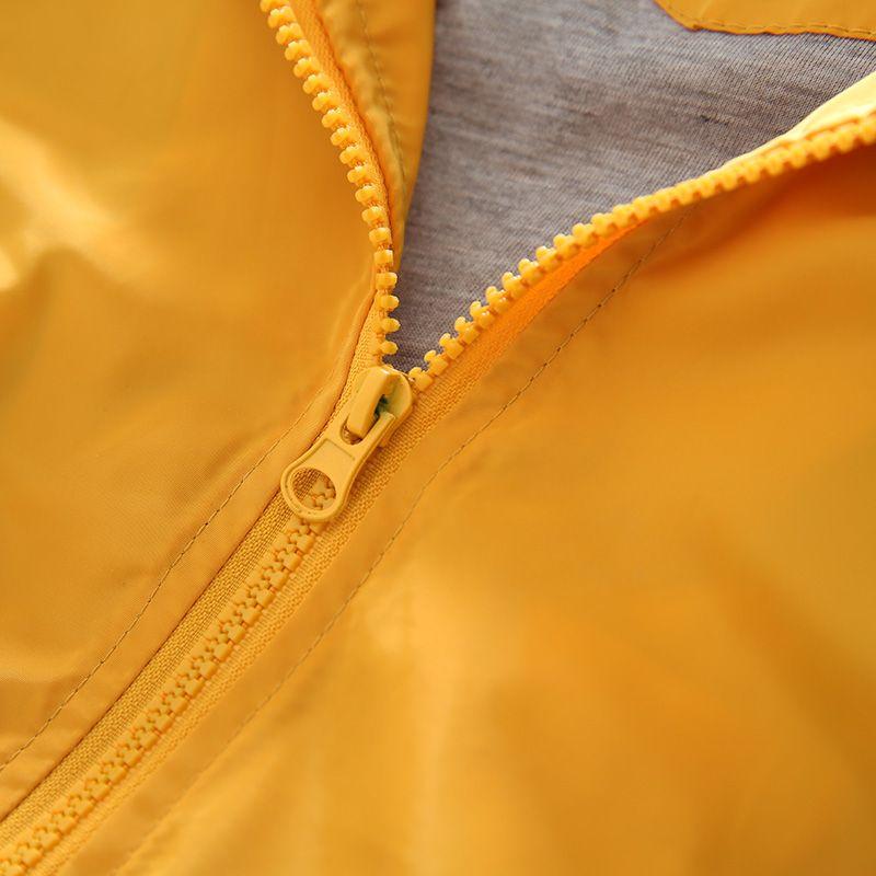 Cappotti della tuta sportiva dei bambini di autunno di primavera di Abreeze cappotti classici dei bambini di stile animale le ragazze dei ragazzi Nuovi hoodies dei bambini 1-7T CQ30