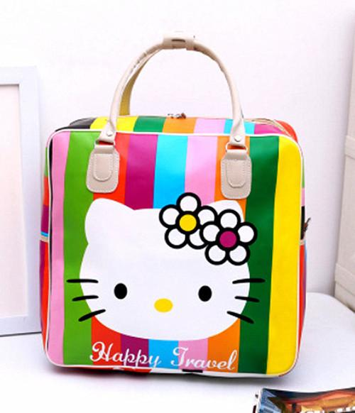 5171d996cbd1 Xingkings New Hello Kitty Bags Large Bag Handbag Purse Travel Bag Tote Bag  XK T2127 Womens Purses Women Bags From Meinuo006