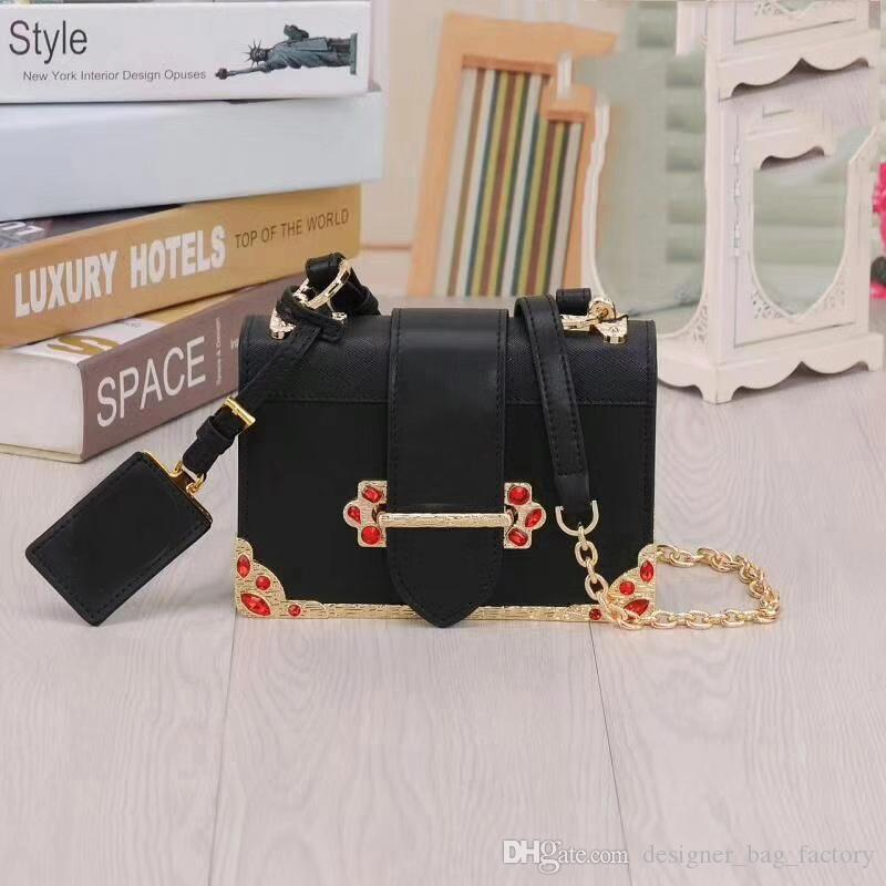 37dfd6b041 2018 Fashion Women Designer Handbag Genuine Leather Handbags PAA Famous Luxury  Brand Messenger Crossbody Shouldrer Bag Dhl Fast Shipping Clutch Bags ...