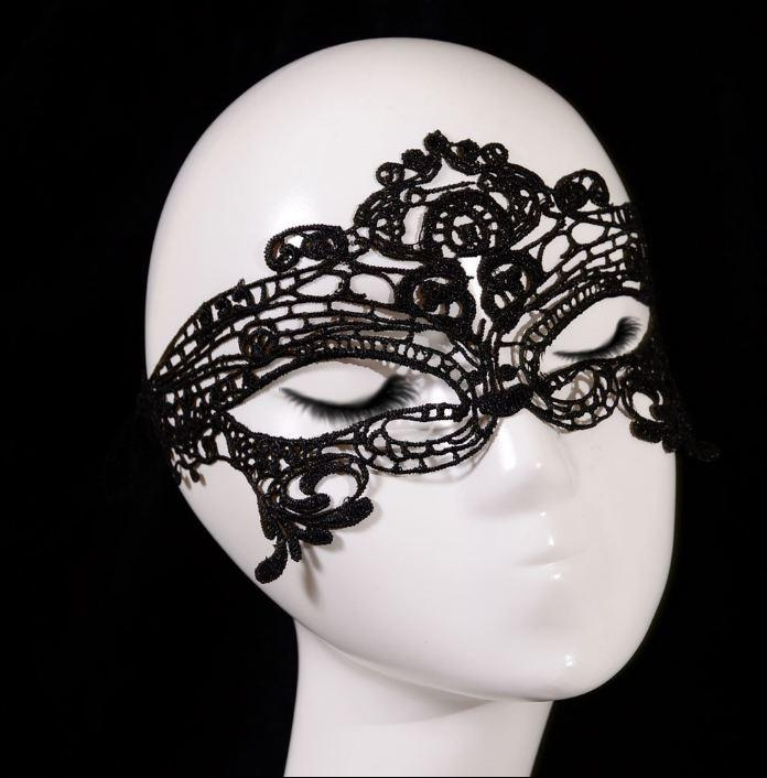 Fashion Sexy Lace Eye Mask Venetian Masquerade Ball Party Fancy Dress Costume Lady Gifts Party Masks