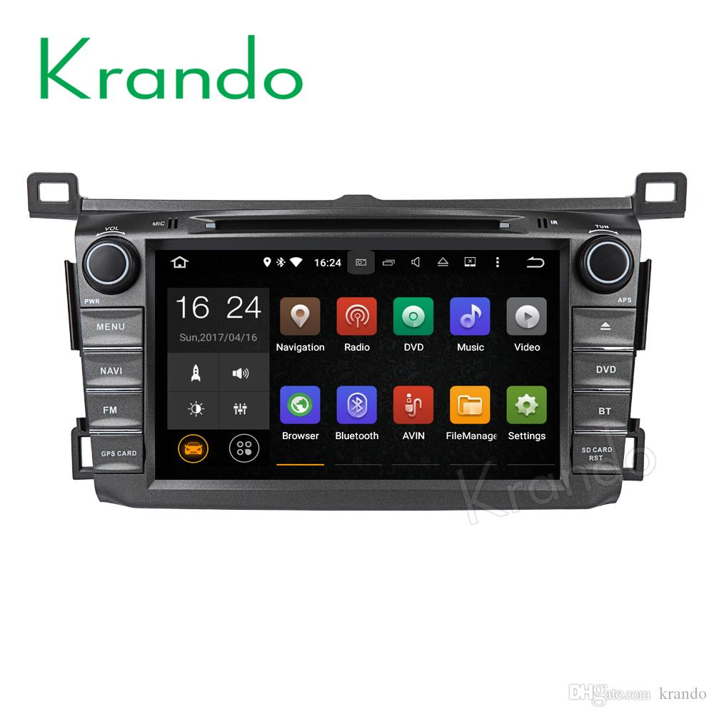 416fea217092 Krando 8 Android 8.0 Car Dvd Gps Navigation Multimedia System For ...
