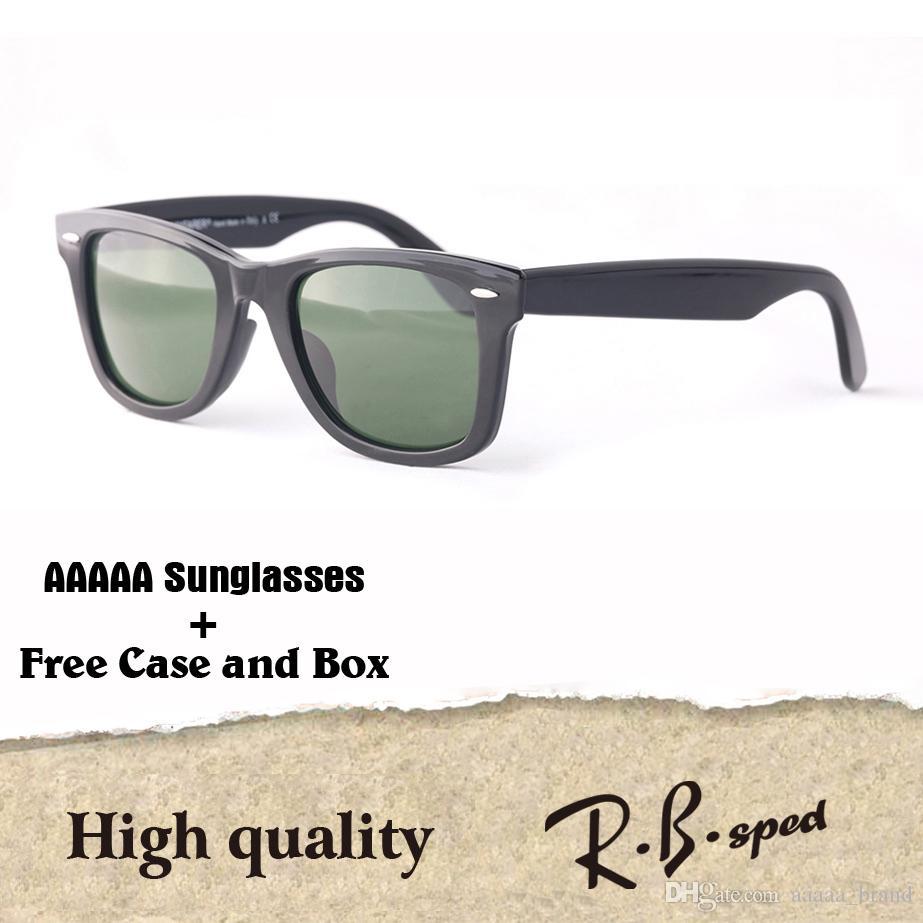 347b6aedc3b3 Luxury Brand Designer Fashion Men Women Sunglasses Metal Hinge UV400 ...