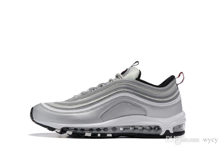 Hot Sale New Men running Shoes Cushion 97 KPU Plastic Cheap Training Shoes Fashion Wholesale Outdoor Sneakers US 7-12