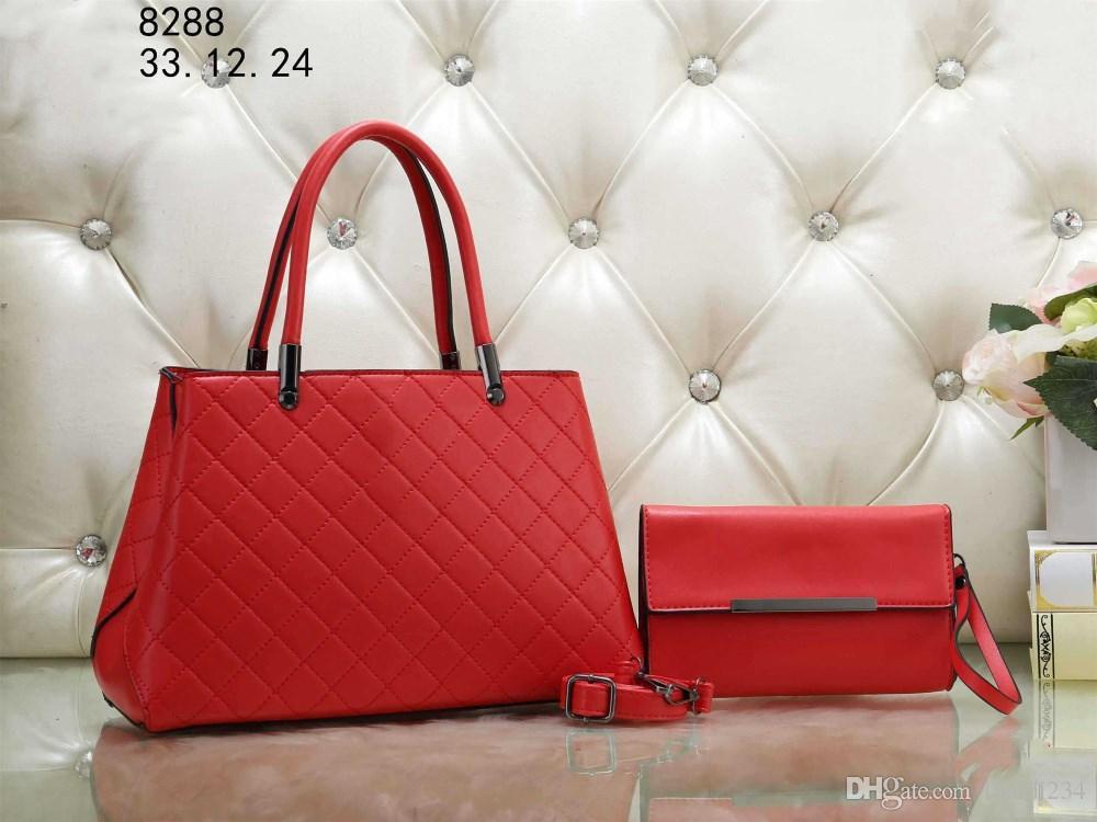 6110296b24 Brand New 2019 Women Handbags Pu Leather High Quality Letter Female ...